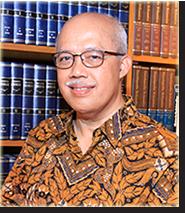Agung Nugroho, President Director