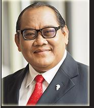 Sugiharto, Independent Commissioner PT RAI